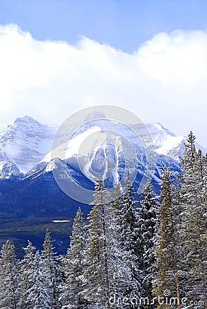 Free Winter Mountains Stock Photos - 2853963