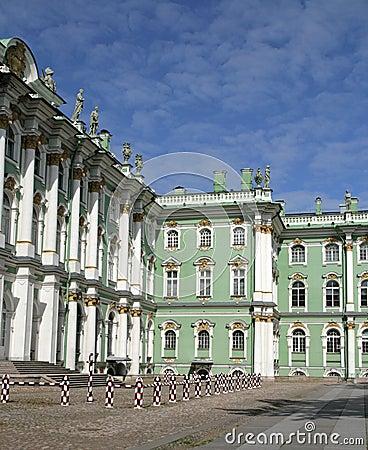 Winter Palace. Hermitage