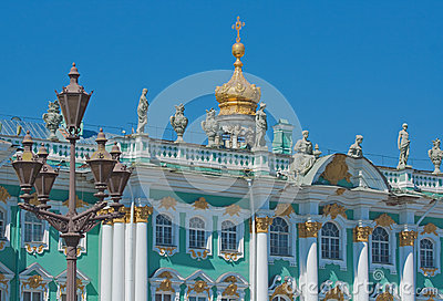 Winter Palace, Saint Petersburg