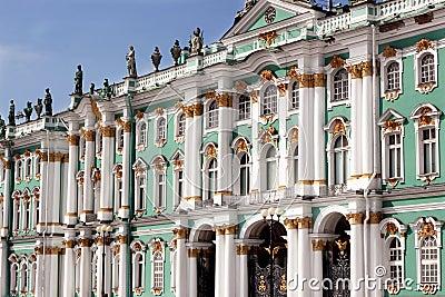 Winter Palace, Russia