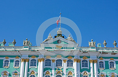 Winter Palace, Saint Petersburg