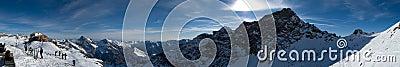 Winter Panorama Guglielmina