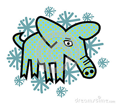 The Winter Pig