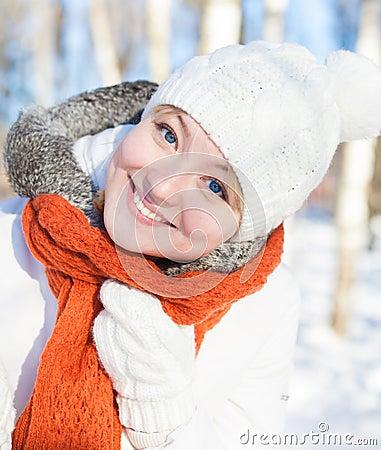 Winter portrait