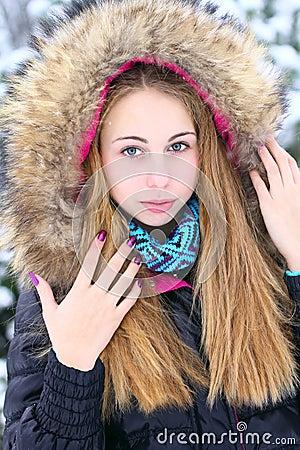Winter potrait