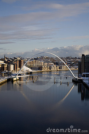 Winter on the River Tyne