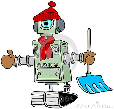 Winter robot