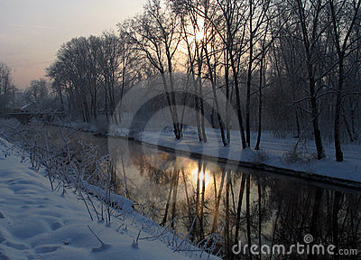 Winter in Russia