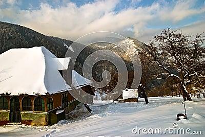 Winter scape