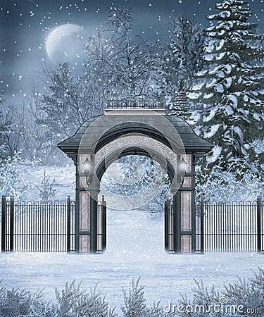 Free Winter Scenery 11 Stock Photo - 11808820