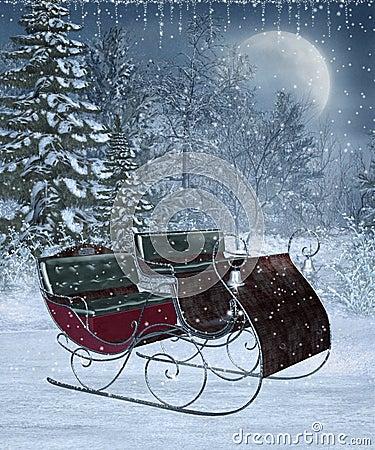 Winter scenery 12