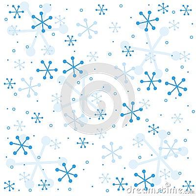 Free Winter Semless Pattern Stock Photo - 21245040