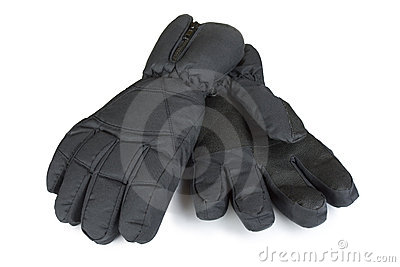 Winter sport gloves