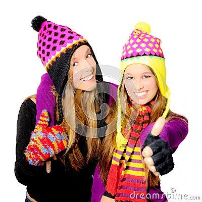 Winter teens
