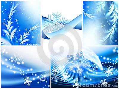 Winter theme