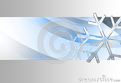 Winter Theme Background