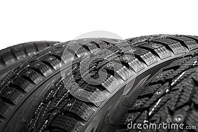 Winter tires part
