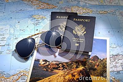 Winter travel plans