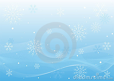 Winter White Waves Royalty Free Stock Image - Image: 12245056