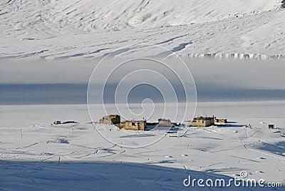 Winter in the Zanskar Valley - 1