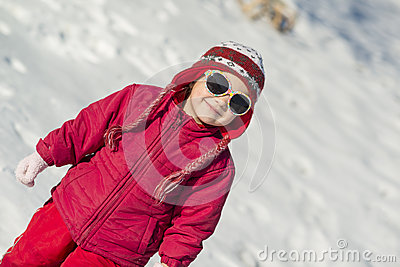 Winterkind Stockfotografie - Bild: 28536802