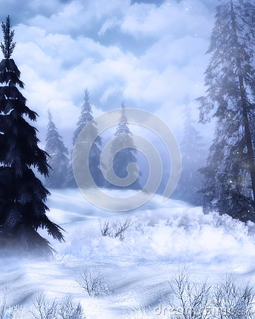 Free Winterland Stock Photography - 38763032