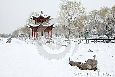 Winterly park
