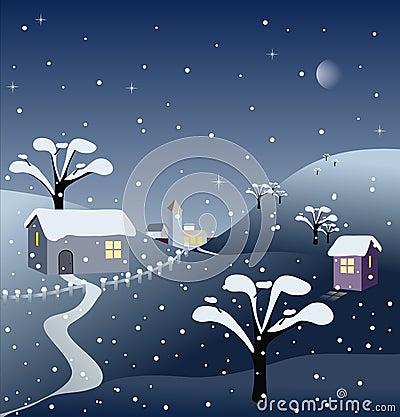 搴撳瓨鍥剧墖 winternight image