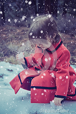 Free Winters First Snow Stock Images - 50024584