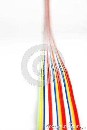 Wire highway