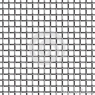 Free Wire Mesh Seamless Pattern Stock Photo - 43353860