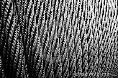 Wire rope pattern