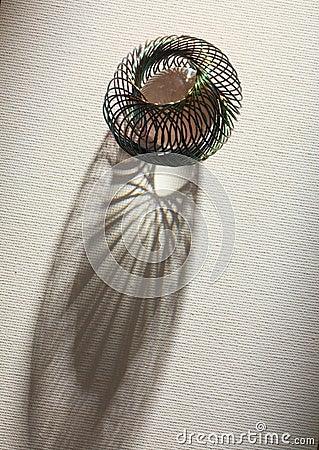 Wire spiral