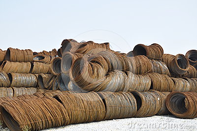 Wire stock
