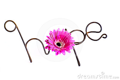 Wire Word: Hope