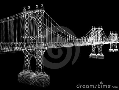 Wired bridge