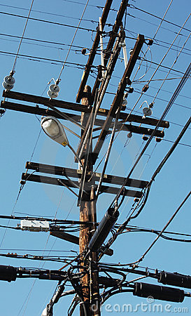 Wired infrastructure