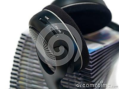 Wireless headphones2