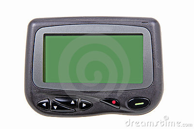 Wireless pager