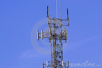 Wireless Relay Tower