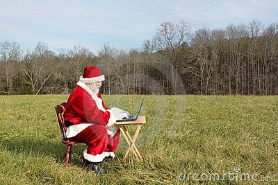 Wireless Santa