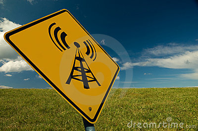 Wireless Sign