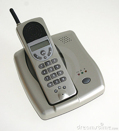 Free Wireless Telephone Royalty Free Stock Photos - 2384728