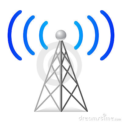Free Wireless Tower Stock Photography - 12984112