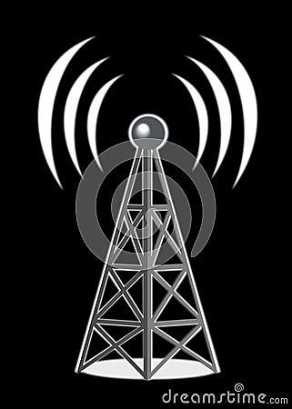 Wireless tower network