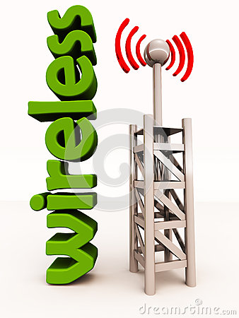 Wireless wi-fi signal