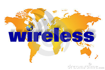 Wireless or wire less communication