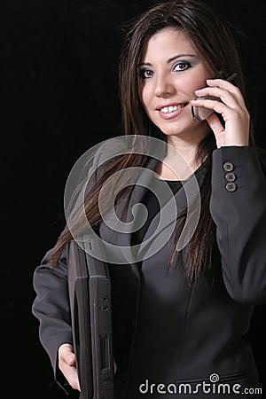 Wireless working girl