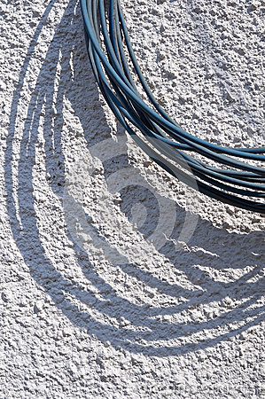 Wires and shadows