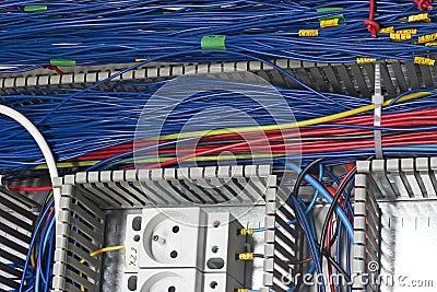 Wiring detail
